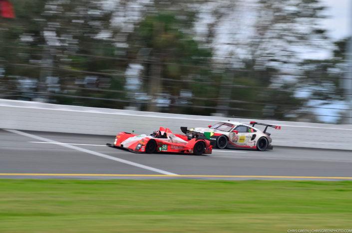 james dayson racing