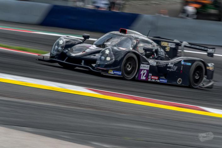 No 12 Eurointernational Ligier JS P3 - Nissan, LMP3, ELMS Red Bu