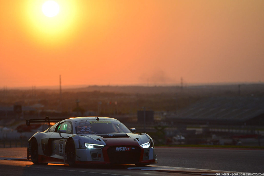 Four Podiums For M1 GT Racing In Texas